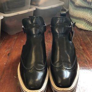 Zara woman's shoe